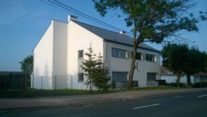 Budynek Poznań po projekcie