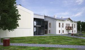 Budynek od architekta