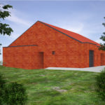 Projekt domu Poznań