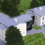 Projekt dużego domu
