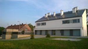 Efekt końcowy projektu domu Poznań