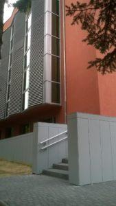 budynek projektu architekta