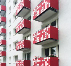 Blok na projekcie poznańskiego architekta